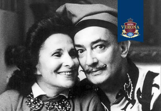 El profundo amor entre Salvador Dalí y Gala