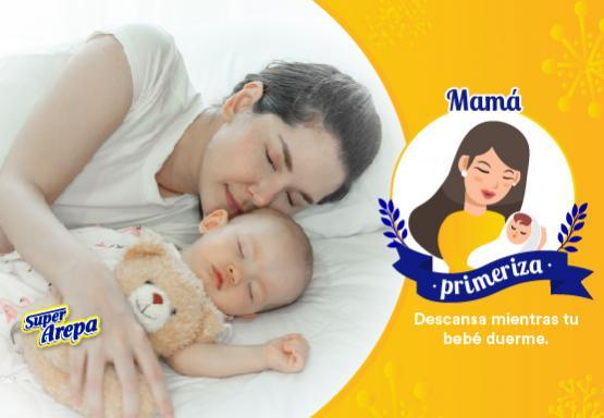 Descansa mientras tu bebé duerme