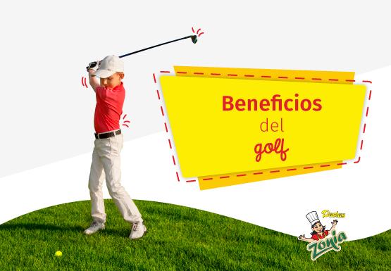 5 Beneficios del golf para los niños