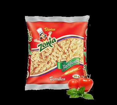 Tornillo Pastas Zonia