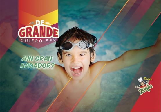 5 señales que demuestran que tu hijo será un gran nadador